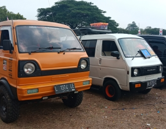 Jambore Suzuki Club 2019 Kukuhkan Komunitas Suzuki Carry Club Indonesia