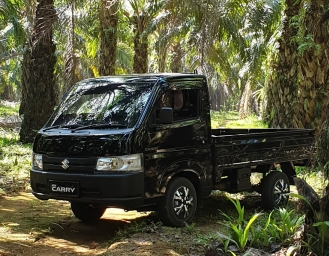 Suzuki New Carry Pick Up Raih Penghargaan Best Pick Up di Otomotif Award 2021