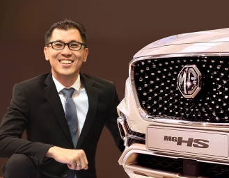 Perkuat Formasi, MG Motor Indonesia Tunjuk General Director Baru