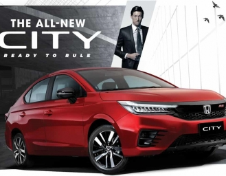 All New Honda City Generasi Ke-5 Meluncur di Filipina