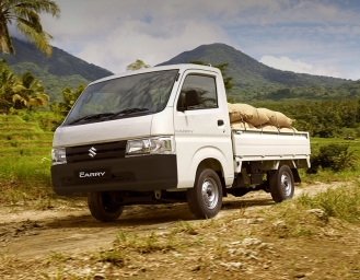 Suzuki Carry Masih Jadi Rajanya Pick Up